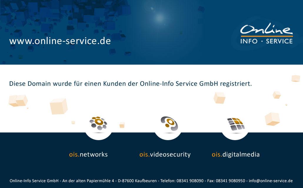 Online-Info Service GmbH, Kaufbeuren